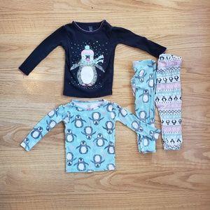 Penguin Pajamas Bundle